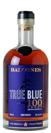 Balcones Whisky True Blue 100 Proof